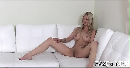 Casting daybed porn videos