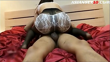 Chinese Amateur Lubed Sex Tape