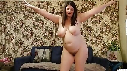 chubby big tits strip dance-Get CAMS of girls like this on  BBWLADIES.GQ