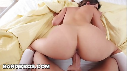 BANGBROS - Up close and personal with Ashley Adams! (bpov14450)