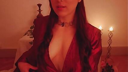 GoT JOI - Melisandre's ritual.