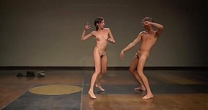 Nude dance (Nice)