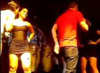 Gostosas no Baile funk