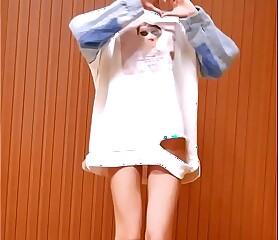 Asian Girl Dancing Naked 01