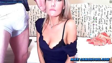 Deepthroat Face Fucking Hot Euro WebCam Babe