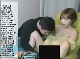 Drunk Korean girl does a live show on slutsxcam.com