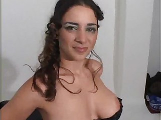 Gissel - Audition From Argentina