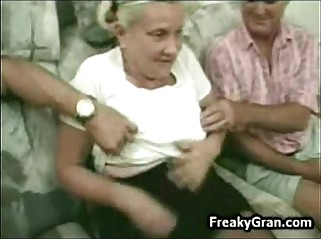 Granny having Fun Compilation