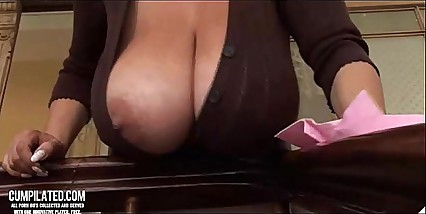 BigTits Compilation v6 from CUMPILATED.COM