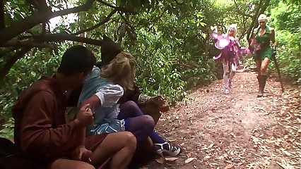 Bimbo fairies fucking adventurers - NaughtyTeenCam.com