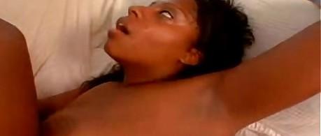 Sexy Black Creampie