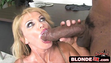 Interracial Monster Cock Cumshot Compilation #8 - MILF Edition