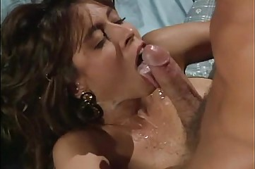 Christy Canyon Cumshot Compilation